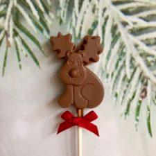 reindeer chocolate