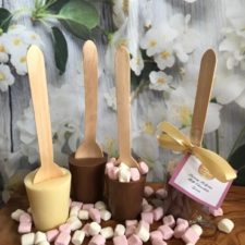 Hot chocolate spoons